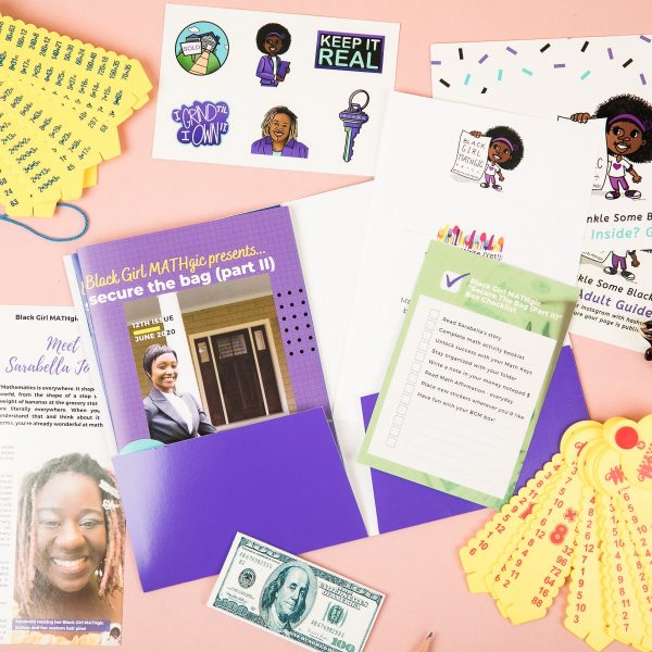 Black Girl MATHgic June 2020 Box