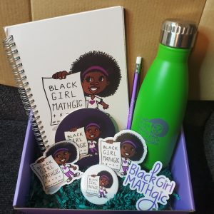 Black Girl MATHgic Swag Bag